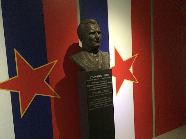 Mariscal Tito. Museo de Historia Militar Yugoslavia Eslovenia