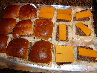 The Heckman Family Recipe Oven Baked Sliders