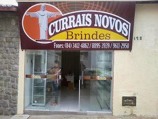 CURRAIS NOVOS BRINDES