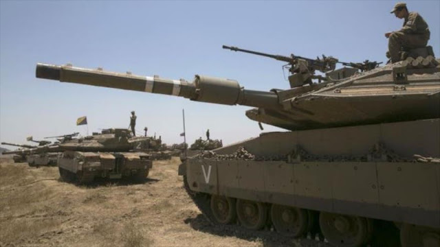 Israel pone en alerta a su ejército después del ataque a Siria