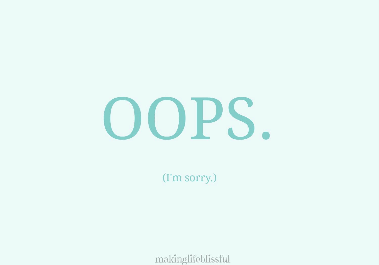10 Ways To Say I M Sorry Free Printable Apology Cards