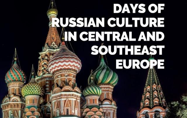 Russische Kulturtage in Strumica und Skopje