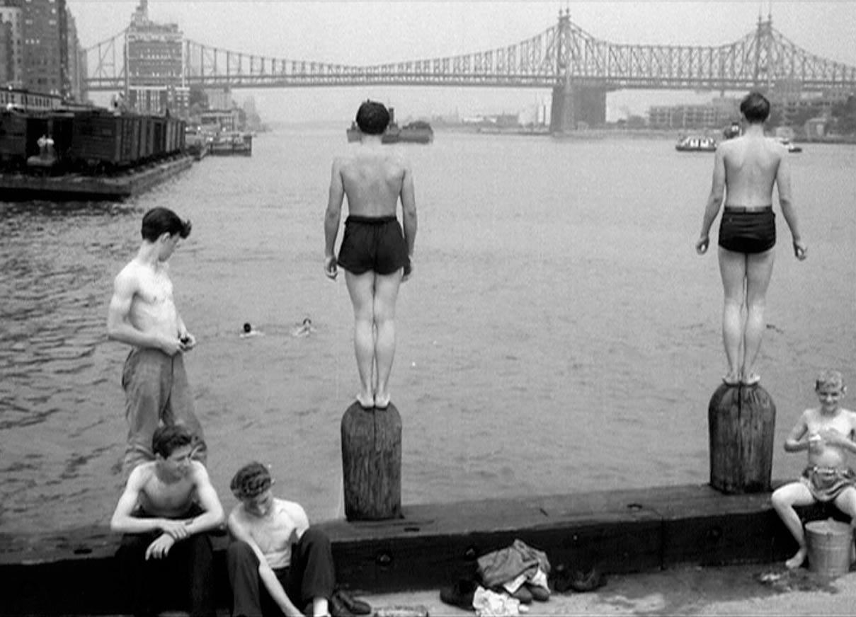 By The Way Berenice Abbott Changing New York