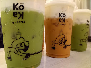 Koka Cheese Tea