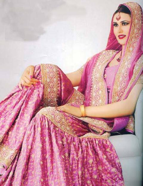 baju muslim gaya india
