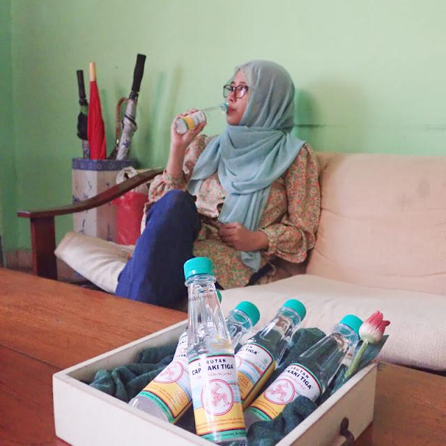 Cap Kaki Tiga Resolusi Hidup Sehat di Tahun Baru Hijriah
