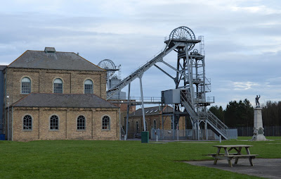Woodhorn Museum near Ashington, Northumberland - Colliery