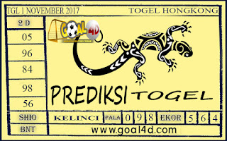 Prediksi Togel Hongkong 1 November 2017