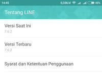 Line Premium 7.6.2 Terbaru