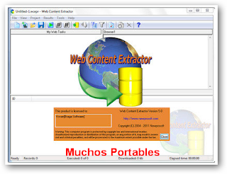 Web Content Extractor Portable