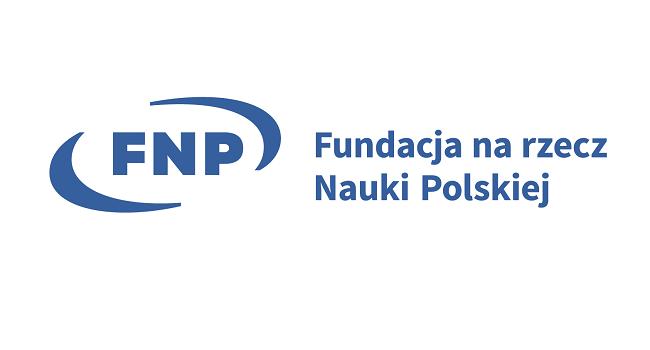 Logo Fundacji na rzecz Nauki Polskiej
