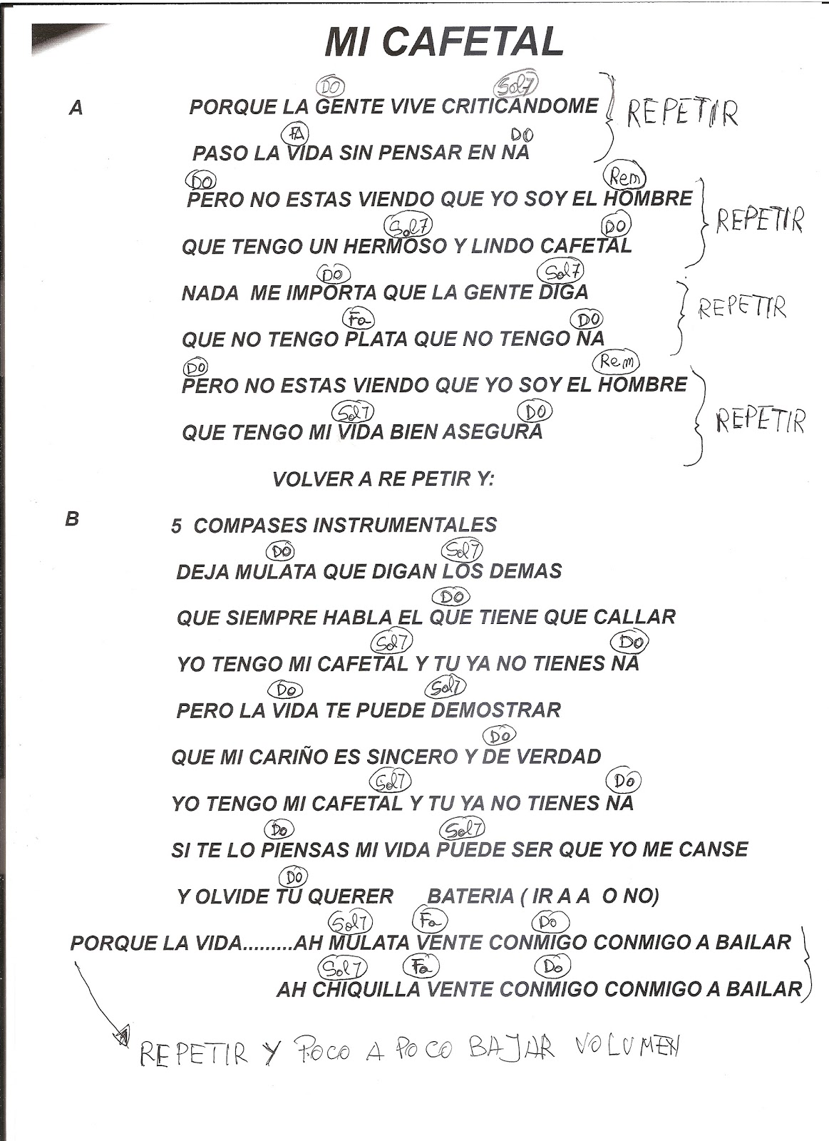 Letra de la cancion feliz cumpleanos interpuesto