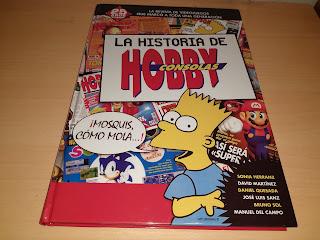 historia hobby consolas