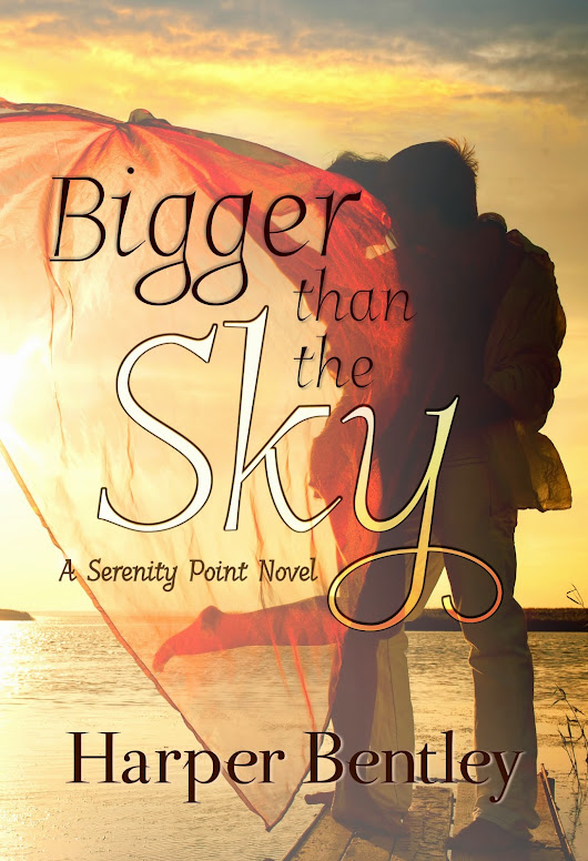 Book Review: Bigger Than Sky by Harper Bentley