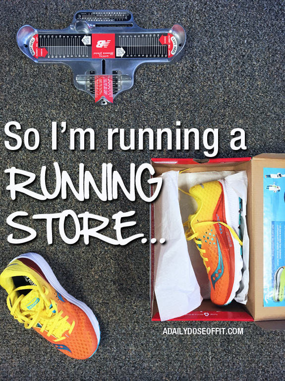 running, run chat, run store, Saucony, Kinvara