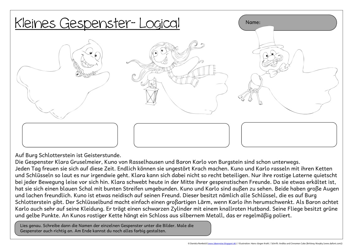 Beste Halloween Mathe Arbeitsblätter Klasse 4 Ideen - Malvorlagen ...