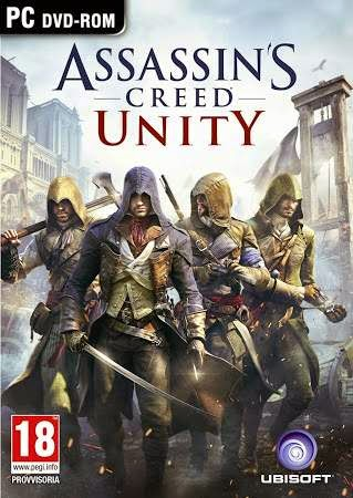Assassin's Creed: Unity (2014) World4free :PC Game