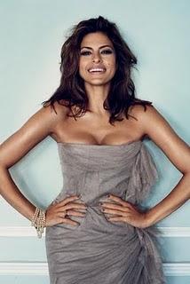 Eva Mendes Hot Boobs Pics