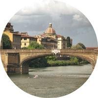 Río-Arno-Florencia