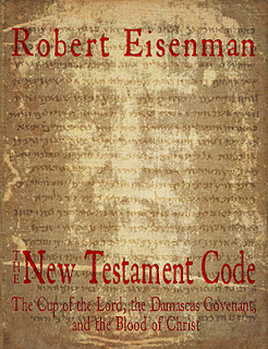 The New Testament Code Robert Eisenman Book Cover