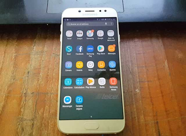 desbloquear Samsung Galaxy J7 PRO