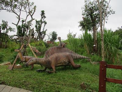 Dino Park - Jatim Park 3 - Salika Travel - Paket 4H3M Malang Batu Bromo - Paket Tour Malang Batu Bromo Periode Ramadhan 2018
