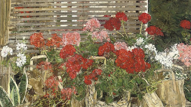 Olwyn Bowey: Cuando el arte se encuentra en jardines, plantas y macetas