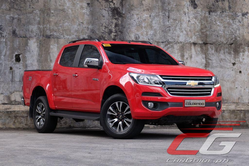Review: 2018 Chevrolet Colorado 4x4 LTZ | Philippine Car ...