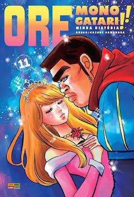 Ore Monogatari!! tem capítulo especial lançado