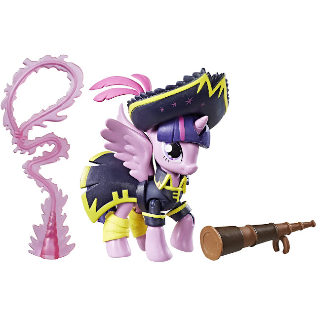 My Little Pony the Movie Guardians of Harmony Twilight Sparkle Pirate Pony