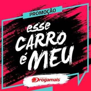 Promoção Drogamais Farmácias 2018 Esse Carro É Meu FIAT Mobi Easy