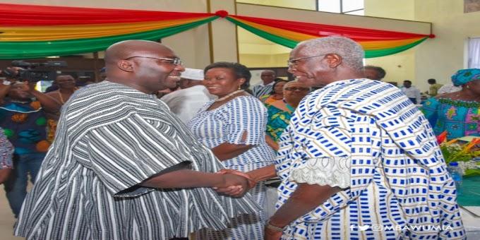 Gov't Celebrates Senior Citizens, Thanks Them For Service To Ghana