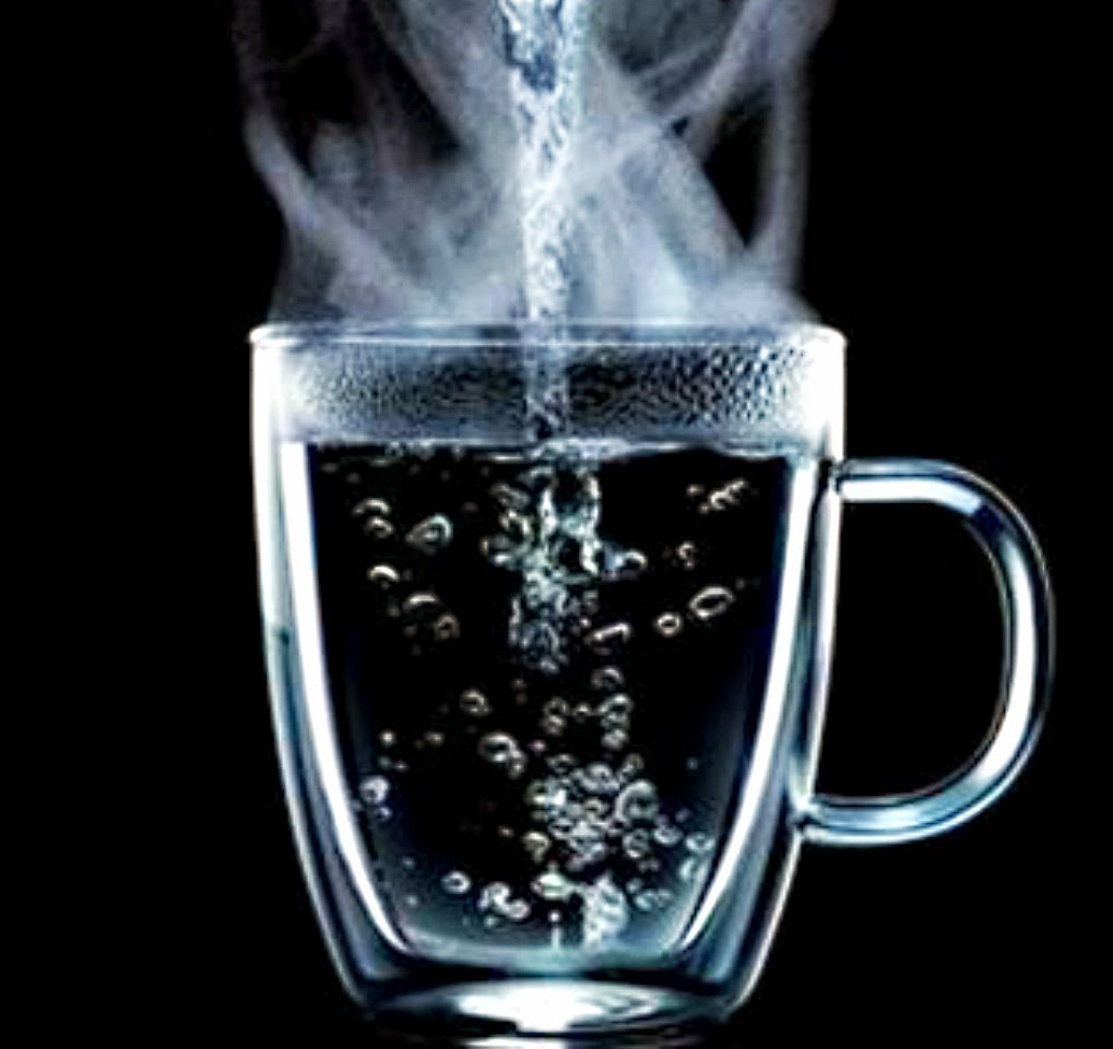 When to drink warm water in the morning