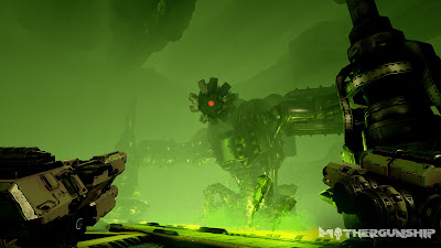 Mothergunship Game Screenshot 3