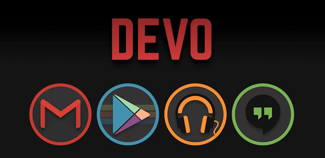 Devo - Icon Pack v4.2.6 Apk Miki