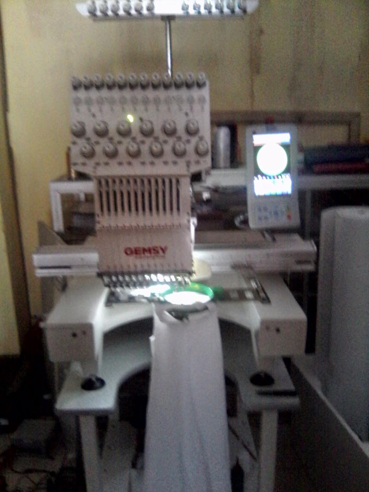 mesin bordir komputer dipontianak