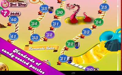 Candy crush saga unlock