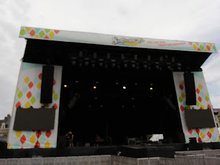 Suikerrock Stage at Tienen, 2018