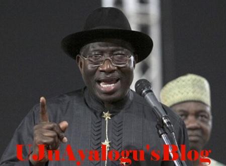 I have nothing to do with Buhari's failure, Jonathan replies Garba Shehu