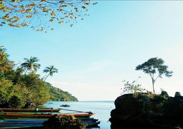 Pantai Kolagana
