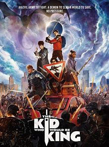 Sinopsis pemain genre Film The Kid Who Would Be King (2019)