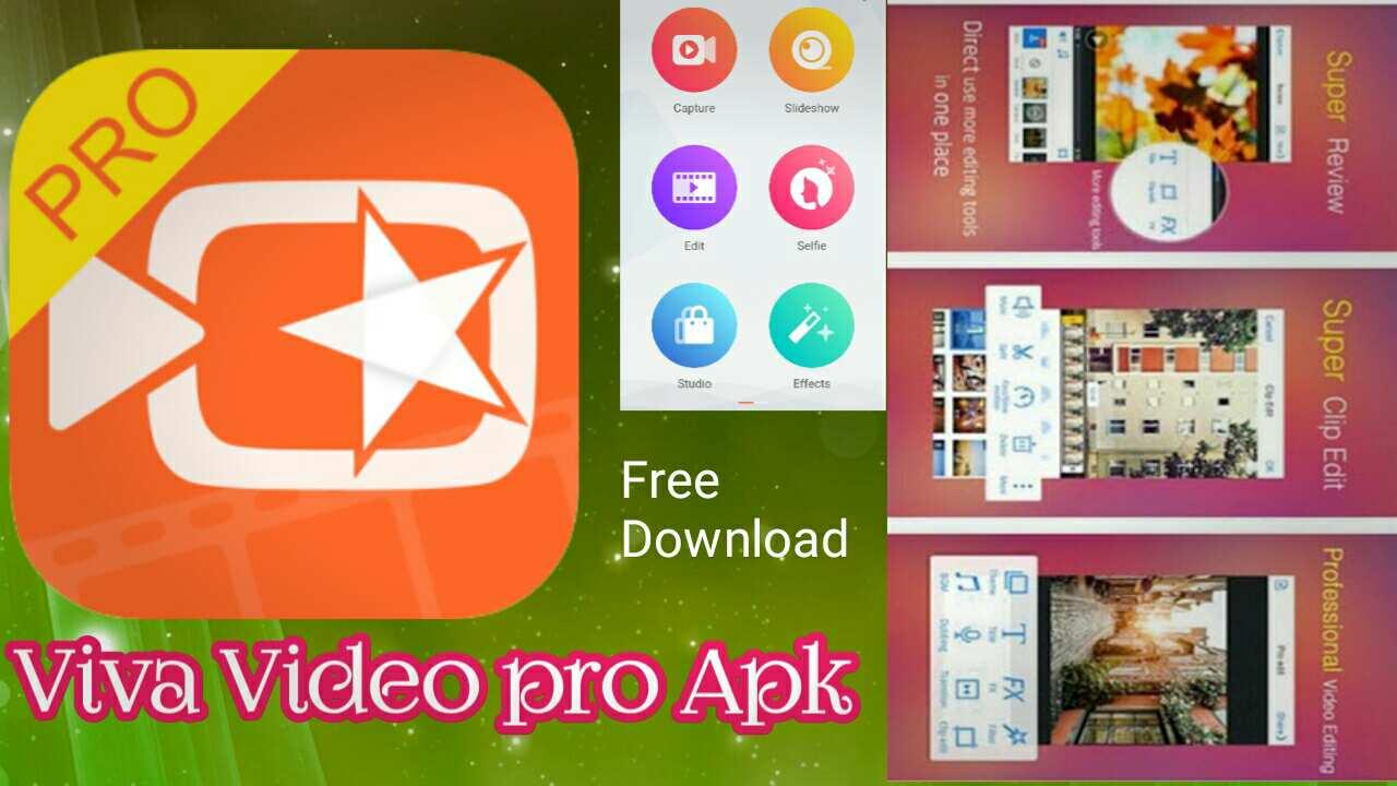 vivavideo pro mod gratis