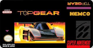 Top Gear (BR) [ SNES ]