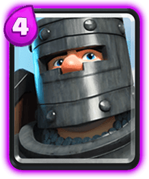 Letter Dark Knight Clash Royale - Cards Wiki