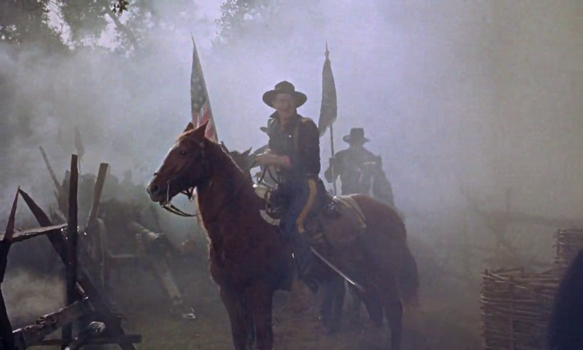 an analysis of the 1959 film the horse soldiers by john ford Find trailers, reviews, synopsis, awards and cast information for the horse soldiers (1959) - john ford on allmovie - based on an actual civil war mission, colonel.