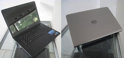 jual laptop gaming, laptop gaming, jual dell inspiron 5447 core i3