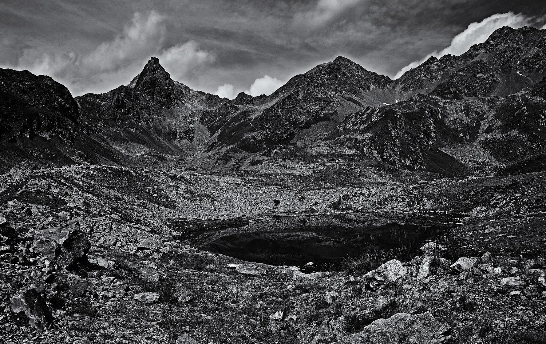 Alpy - Szlaki piesze Tyrol