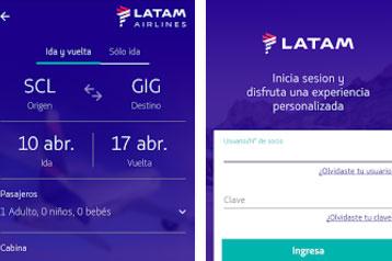 LATAM consigue los vuelos mas baratos