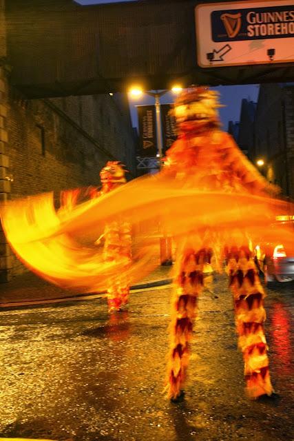 Die TBEX Dublin begann mit einem Big Bang zur Eröffnungsparty © Copyright Monika Fuchs, TravelWorldOnline
