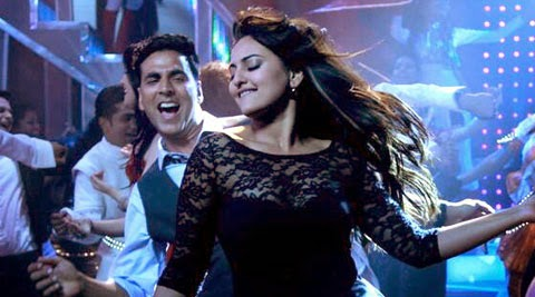 Akshay kumar new song party all night download